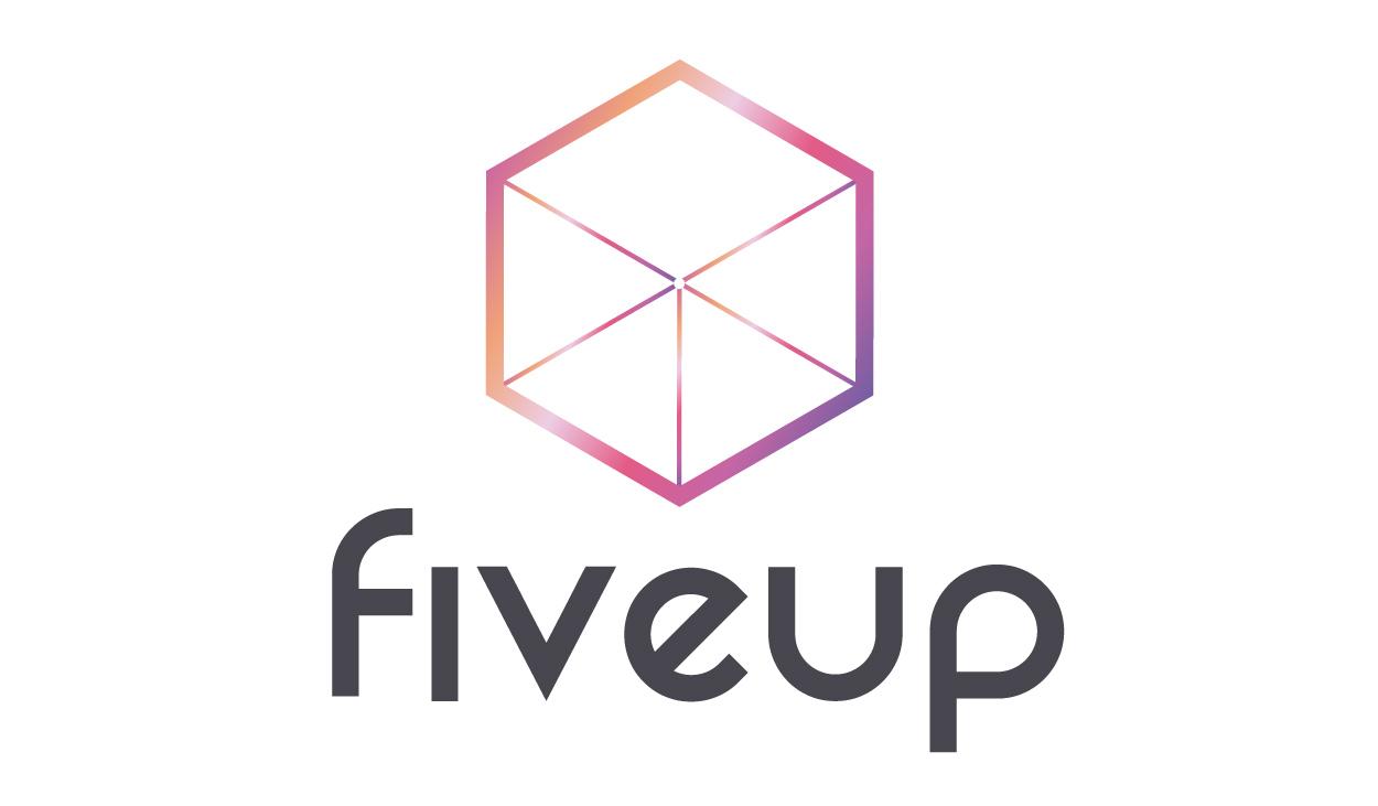 logo fiveup_Tavola disegno 1
